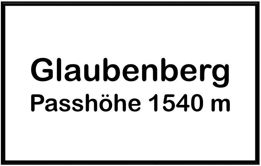 Glaubenberg