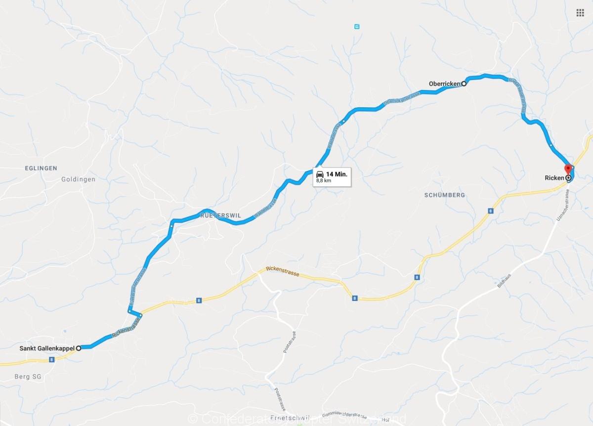 Oberricken-Strasse