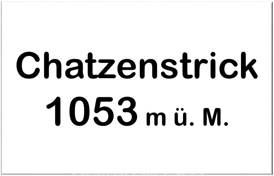 Chatzenstrick