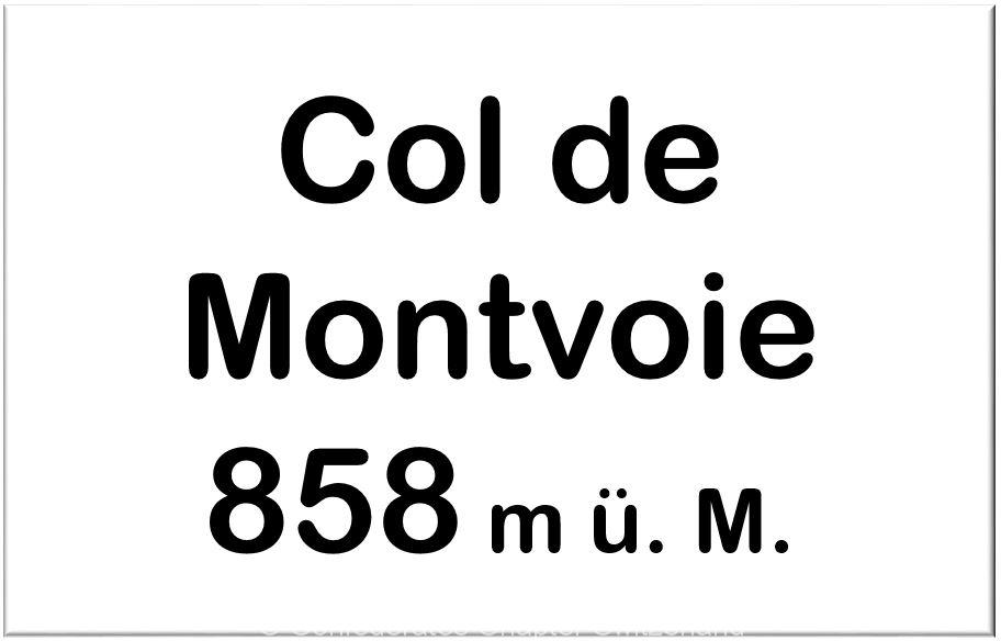 Col de Montvoie
