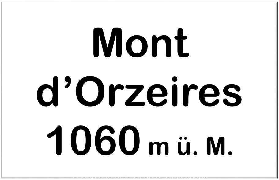 Mont d'Orzeires