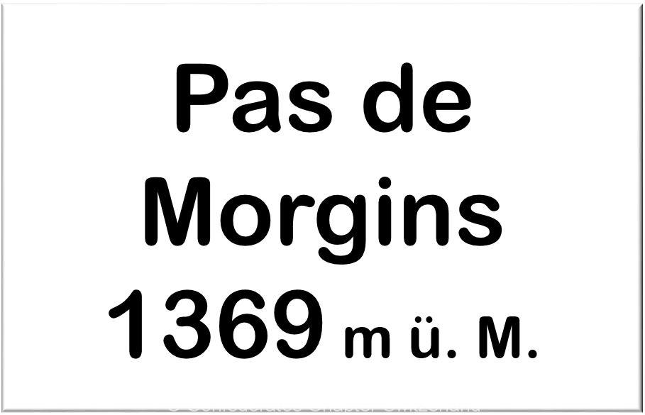 Pas de Morgins