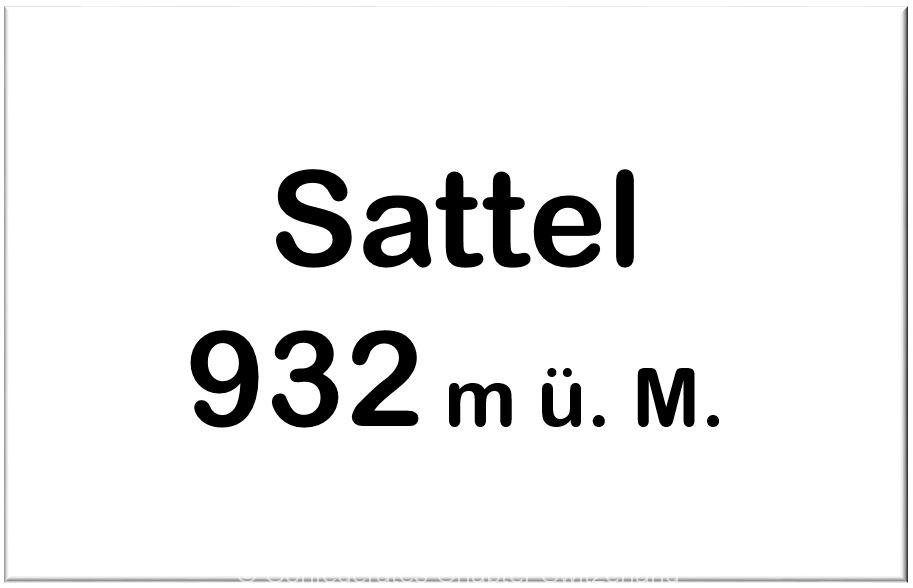 Sattel