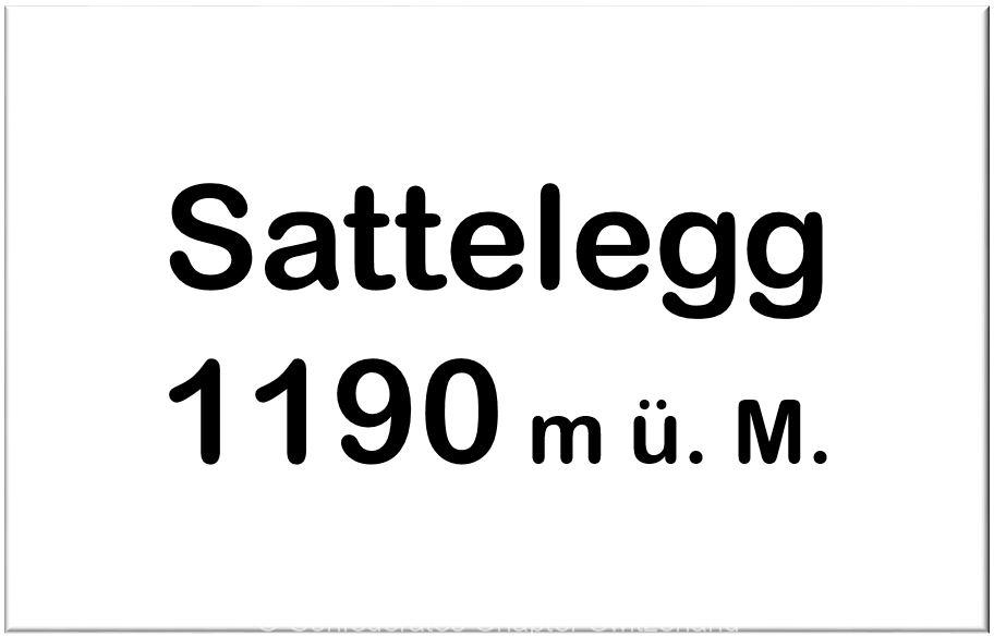 Sattelegg