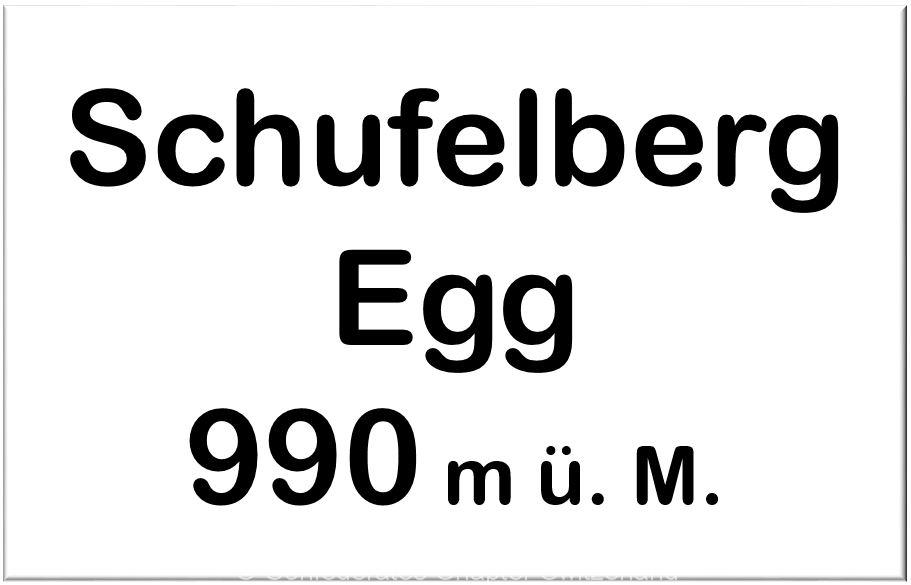 Schufelberg Egg