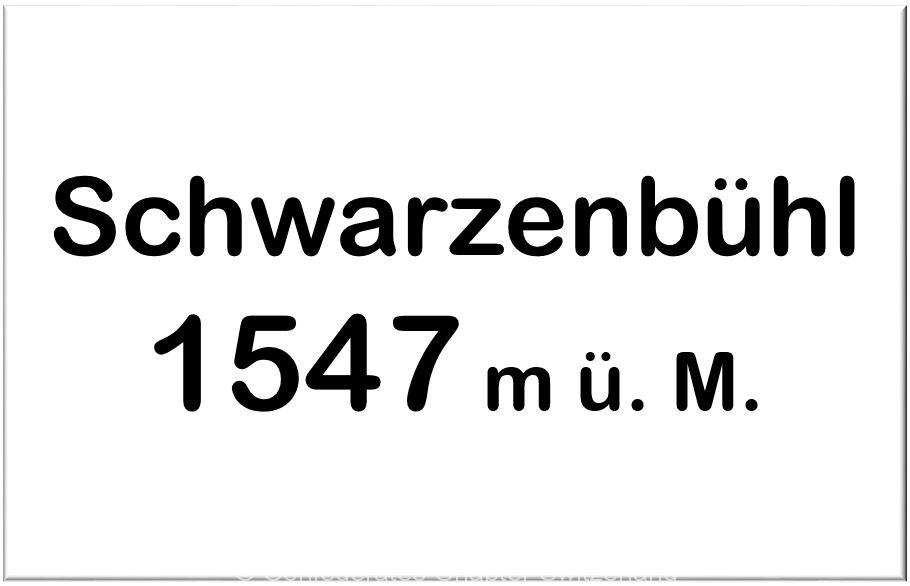 Schwarzenbühl