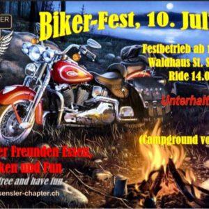 Sensler Chapter Biker Fest