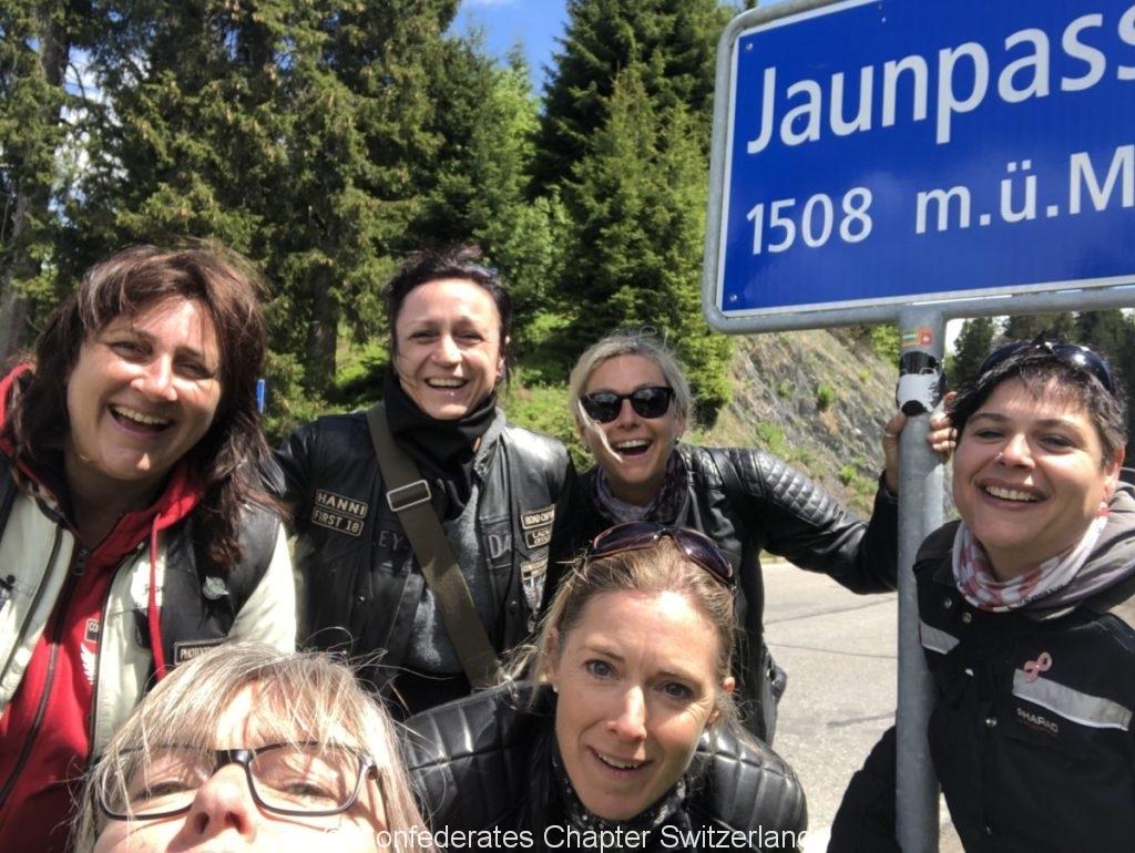 Freiburger ladies