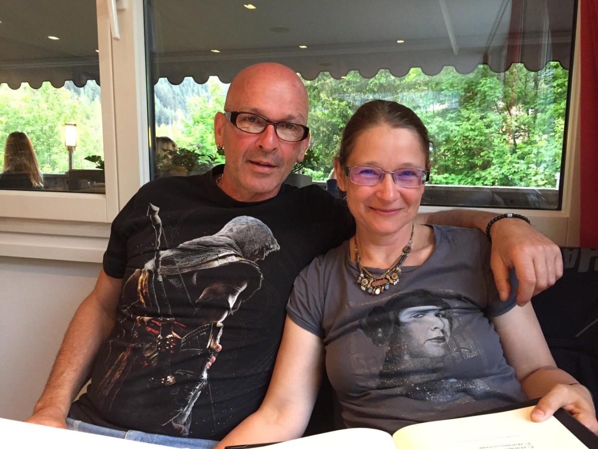 Daniel und Andrea